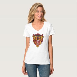 ETHNIC WOLF T-Shirt
