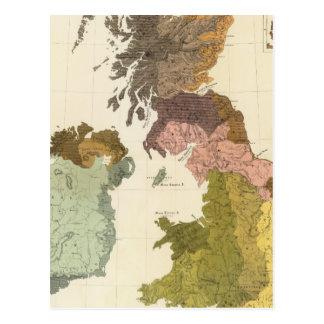 Ethnographic Gt Brit Ireland Post Cards