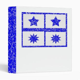 étincelle BlueStars chanceux de 5 et 10 points Classeur 2,54 Cm