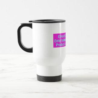 Etiquette Entertainment Production Travel Mug