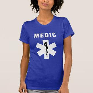 Étoile de médecin de la vie t-shirt