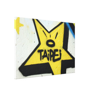 Étoile de Taïpeh Toiles