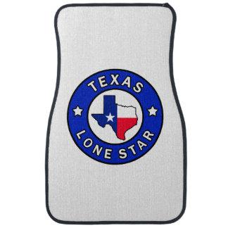 Étoile solitaire du Texas Tapis De Voiture