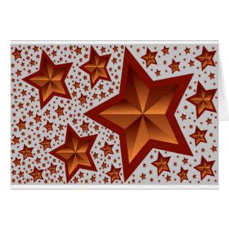 étoiles carte