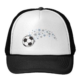 Étoiles du football casquettes
