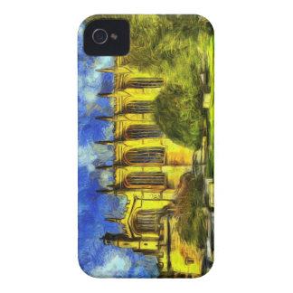 Eton College Chapel Art iPhone 4 Case-Mate Case