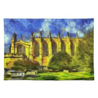 Eton College Chapel Art Placemat