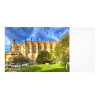 Eton College Chapel Card