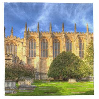 Eton College Chapel Napkin
