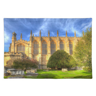 Eton College Chapel Placemat