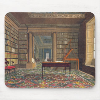 Eton College Library, from 'History of Eton Colleg Mouse Pad