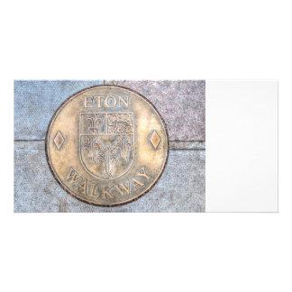 Eton College Walkway Card