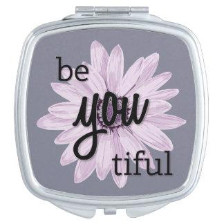 Être-vous-tiful Miroir De Poche