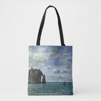 Etretat, The Porte d'Aval Tote Bag