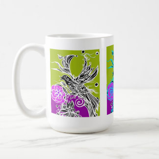 Etta Song Bird Coffee Mug