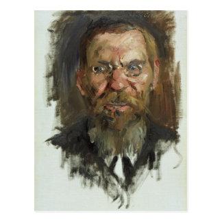 Étude pour un portrait de professeur Dr. Eduard Cartes Postales