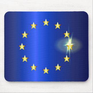 EU Bright Flag Mouse Pad