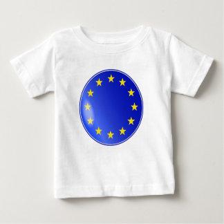 EU Button Baby T-Shirt