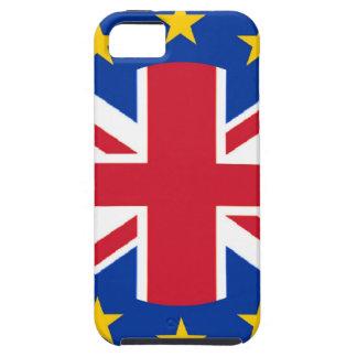 EU - European Union Flag - Union Jack iPhone 5 Covers
