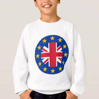 EU - European Union Flag - Union Jack Sweatshirt