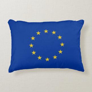 EU Flag Accent Pillow