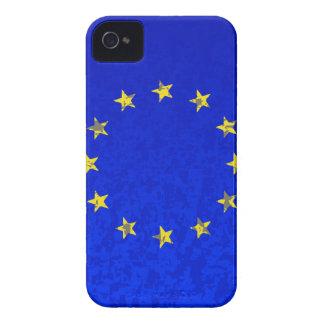 EU Flag iPhone 4 Case-Mate Case