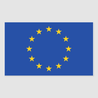 EU flag Sticker