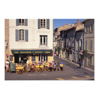 EU, France, Provence, Bouches-du-Rhone, Arles. Art Photo