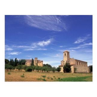 EU, France, Provence, Luberon, Lourmarin Postcard