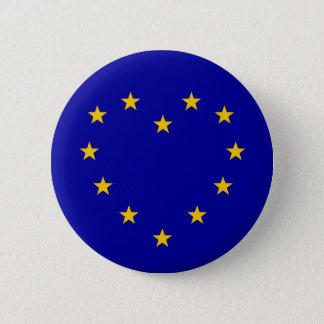 EU Heart Referendum Vote European Union Brexit 2 Inch Round Button