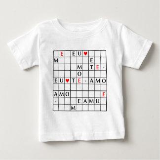 eu te amo baby T-Shirt
