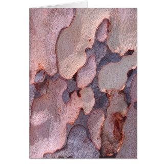 Eucalyptus Bark Card