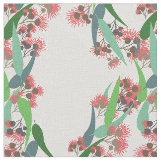 Eucalyptus Blossoms Fabric
