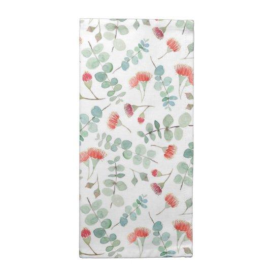 Eucalyptus napkin