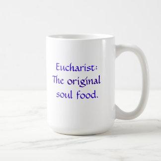 Eucharist: The Original Soul Food - Mug - RB