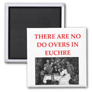 EUCHRE MAGNET