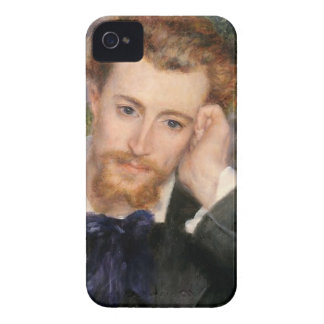 Eugène Murer - Oil on Canvas iPhone 4 Covers