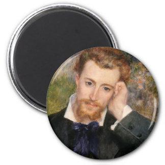 Eugène Murer - Oil on Canvas Magnet