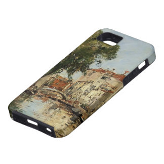 Eugene Boudin- Venice iPhone 5 Covers