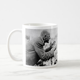 Eugene Debs photograph with quote Coffee Mug