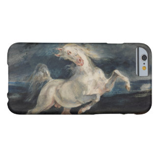 Eugene Delacroix - Horse Frightened by Lightning Barely There iPhone 6 Case