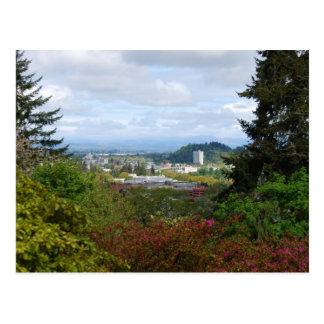 Eugene, Oregon Postcard