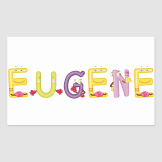 Eugene Sticker
