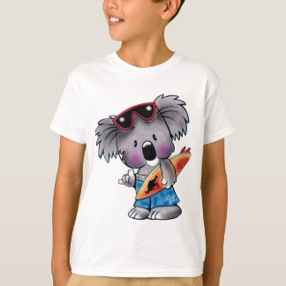 Euki Surf Koala Children's Shirt