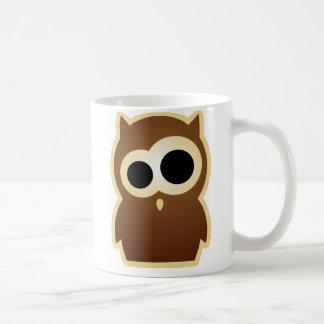 Eulchen/Käuzchen Classic White Coffee Mug