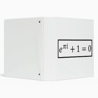 Euler's Formula to binder