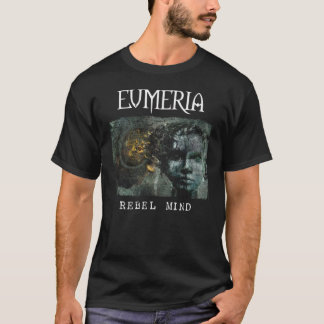 Eumeria Rebel Mind T-Shirt