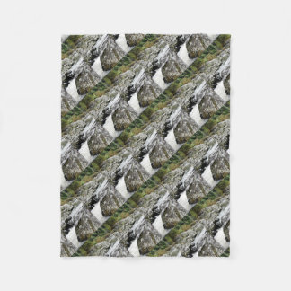 EUNGELLA NATIONAL PARK QUEENSLAND AUSTRALIA FLEECE BLANKET