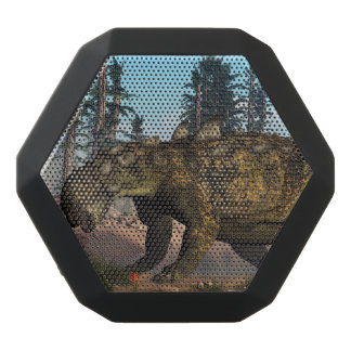 Euoplocephalus dinosaur - 3D render Black Bluetooth Speaker