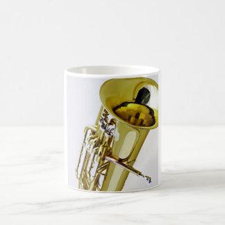 Euphonium or Baritone Coffee Mug